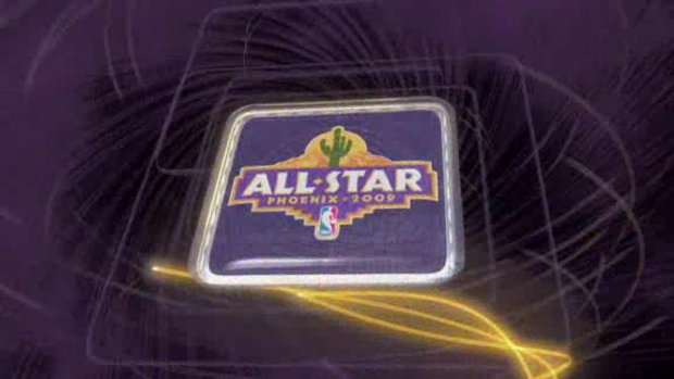 NBA All Star 2009 58th Game Highlight