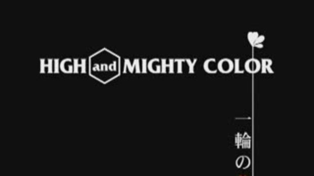 Ichirin no Hana-(HIGH and MIGHTY COLOR)