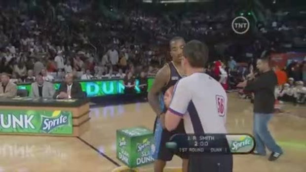 __ NBA All Star 2009 Slamdunk __