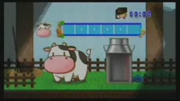 Harvest Moon: Ranch Store [Cow Trailer]