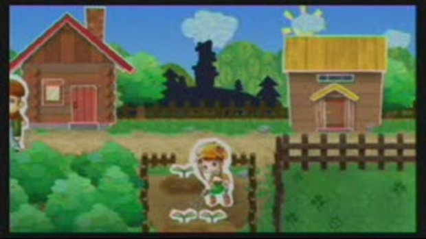 Harvest Moon: Ranch Store [Garden Trailer]