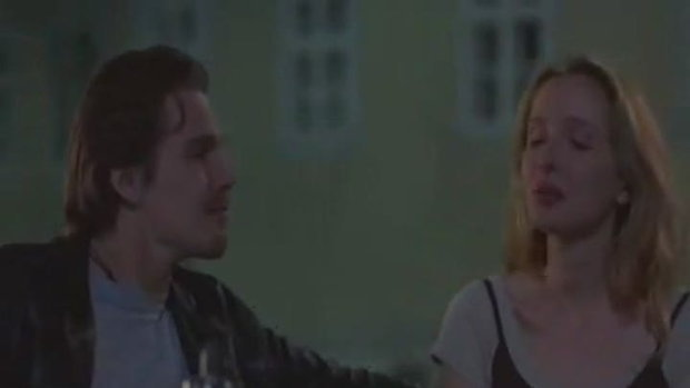 Before Sunrise 5/10
