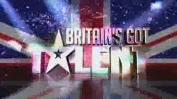 Britains Got Talent : โชว์เต้นระบำหน้าท้อง