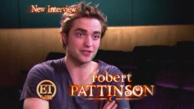 โรเบิร์ต แพททินสัน The Twilight Saga: New Moon 1