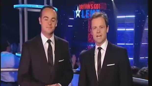Diversity - Final Britains Got Talent 2009