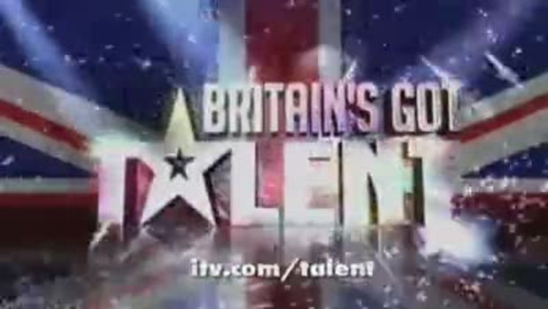 The Winner ในรายการ Britains Got Talent 2009