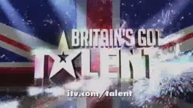 การเต้นของAidan Davis ในBritains Got Talent 2009 -