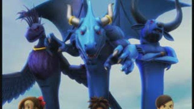 Blue Dragon: Ikai no Kyoujuu