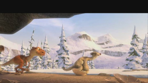 ICE AGE 3 : SID Mommy