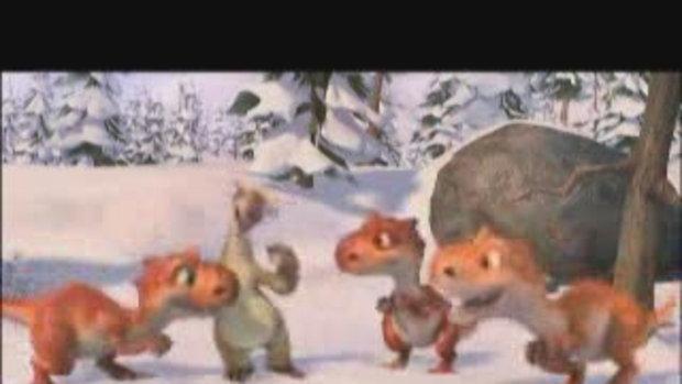 ตัวอย่างหนัง Ice Age 3 : No Biting!