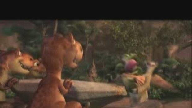 ตัวอย่างหนัง Ice Age 3 : I'm Raising Them Vegetari