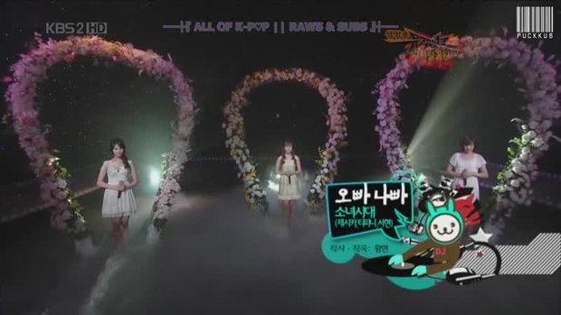 Jessica Tiffany Seohyun - Oppa Nappa - [LivE Sub]