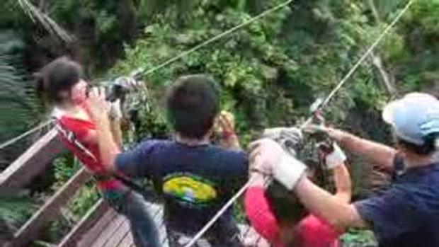 Cable Rides (Pattaya)