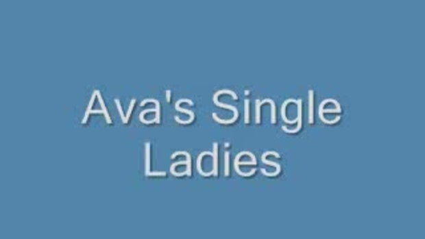 เด้กน้อยเต้น single ladies