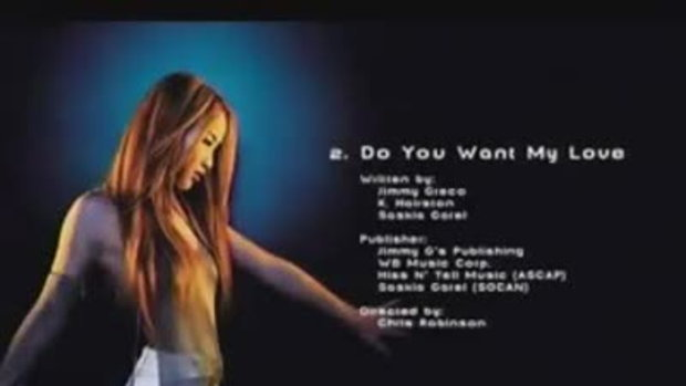Do You Want My Love - Coco Lee