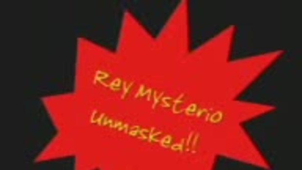 ฮือฮา! เรย์ มิสเตริโอ นักมวยปล้ำชื่อดังถอดหน้ากาก