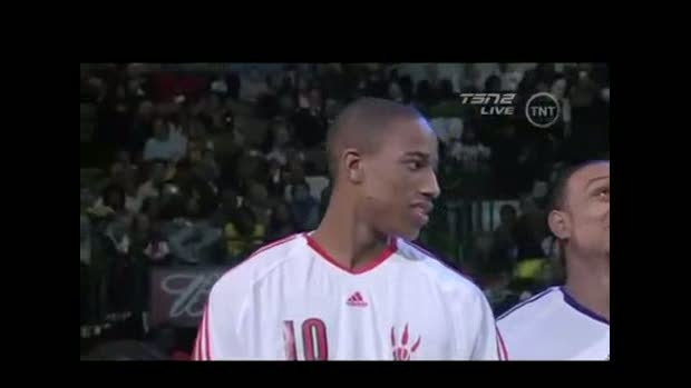 NBA Slam Dunk Contest 2010 Highlight