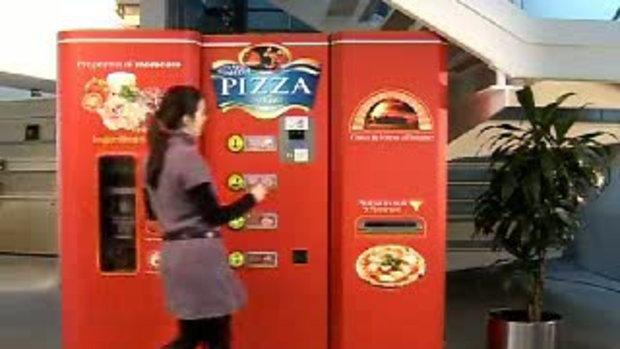 เครื่องทำพิซซ่า ไอเดียเลิศ