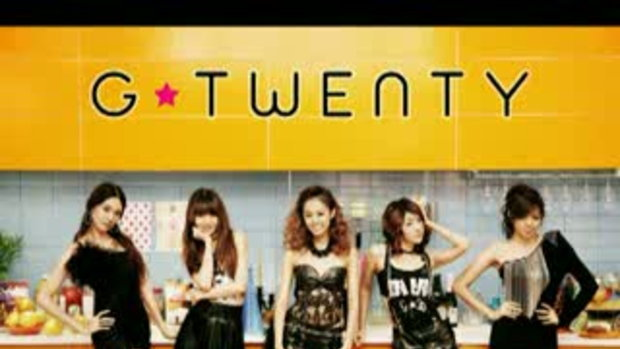เพลง Don't Worry - G-TWENTY with Photo Slide