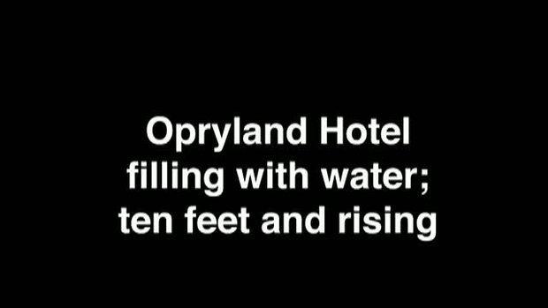 ความเสียหายหลังน้ำท่วมซัด รัฐเทนเนสซี สหรัฐฯ
