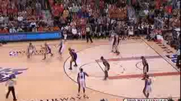 บาส ลีลาเทพๆ บาส NBA
