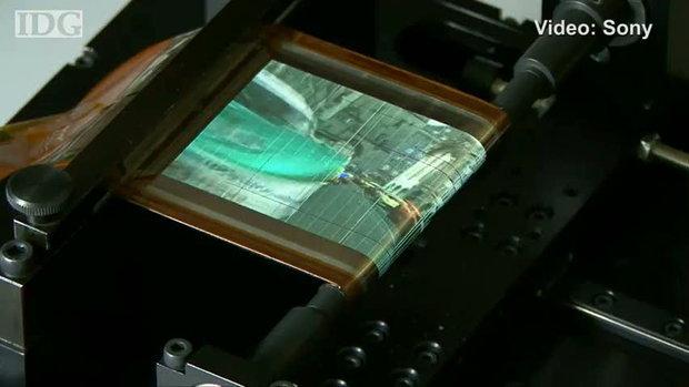 จอOLED จอม้วนได้ OLED นวัฒกรรมใหม่จากค่าย โซนี่