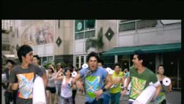 Pepsi Football 2010 เปิดตัวพรีเซนเตอร์ใหม่ ชิน+เก้