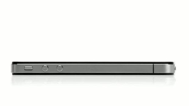 iPhone 4 เปิดตัว iPhone 4 จาก apple