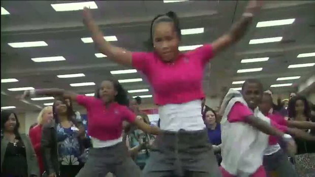 Gravity 19-22, - America's Got Talent 2010