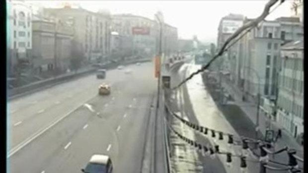 อุบัติเหตุบนท้องถนนในรัสเซีย!!