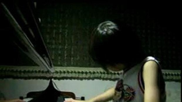 เด็กเล่นเปียนโน ใส่อารมณ์เทพสุดๆ