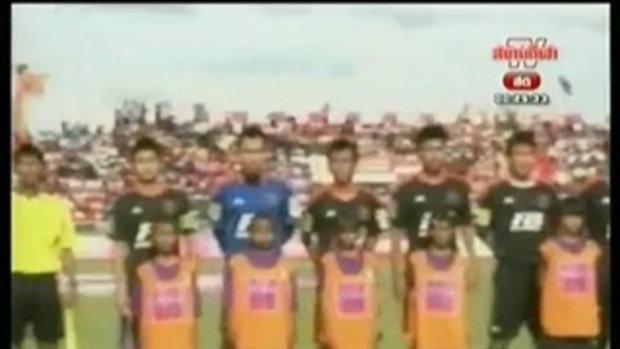 ศรีสะเกษ เมืองไทย เอฟซี 1-1 การท่าเรือไทย เอฟ.ซี