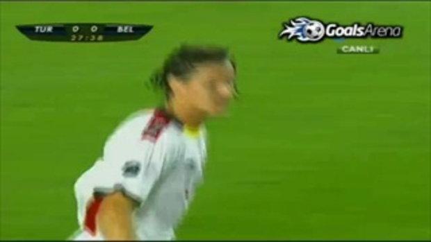 Turkey 3-2 Belgium (Group A)