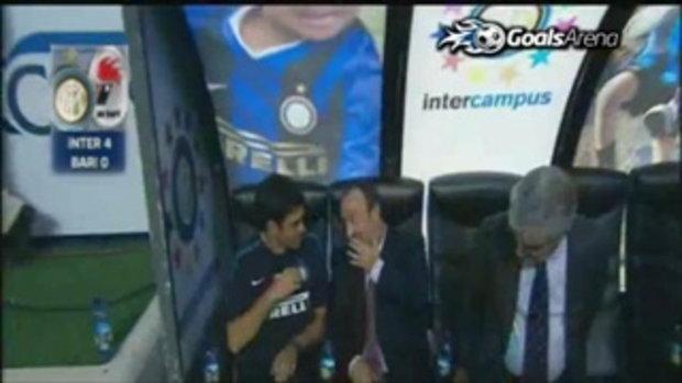 Inter Milan 4-0 Bari