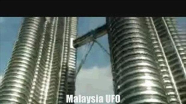 UFO โผล่ที่มาเลเซีย!!