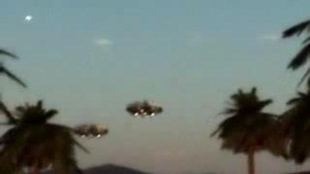 UFO บินผ่านประเทศเฮติ