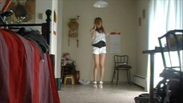 เธอเต้นได้ใจมาก!!