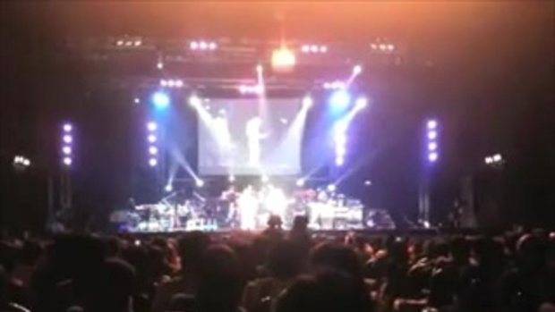 โน้ส อุดม แจมงานคอนเสิร์ทพี่ติ๊ก ชีโร่ 3/5