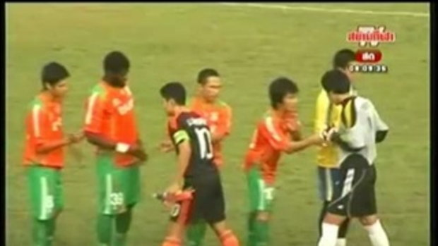 Bangkok United 2-2 การท่าเรือไทย เอฟ.ซี.