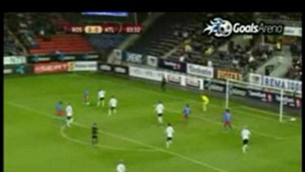 โรเซนบอร์ก 1-2 แอตมาดริด (ยูโรป้า)