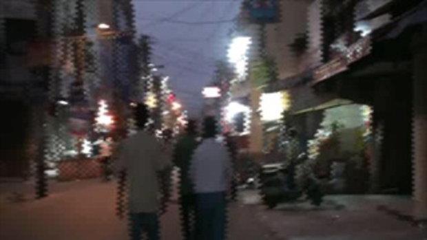 เจโอ๋เวสป้าผจญภัย-ตลาดค่ำในอินเดีย