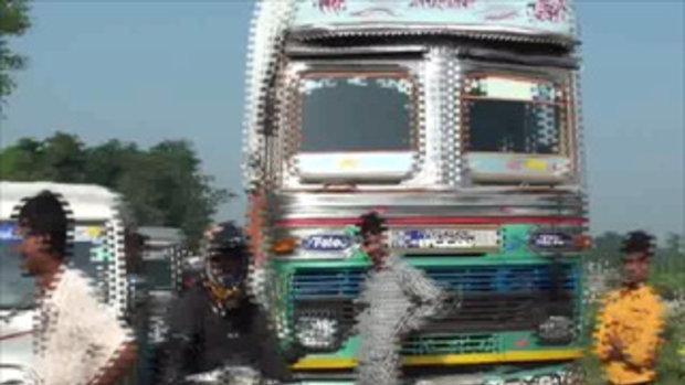 เจโอ๋เวสป้าผจญภัย-ติดรถไฟ(อินเดีย)