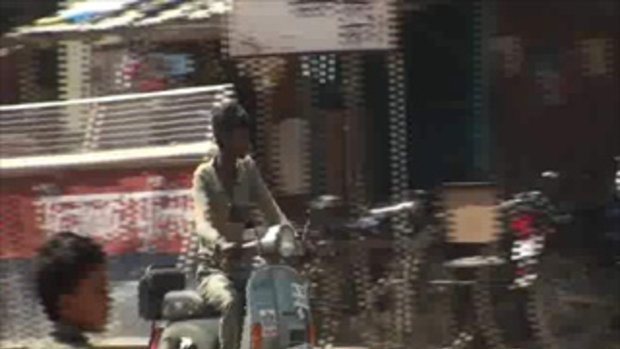 เจโอ๋เวสป้าผจญภัย-เทสรถ(อินเดีย)