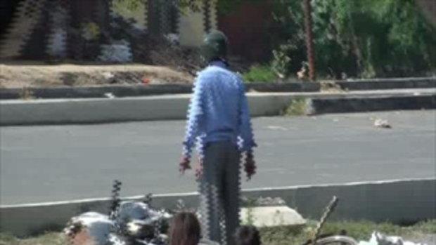 เจโอ๋เวสป้าผจญภัย-อุบัติเหตุ(อินเดีย)