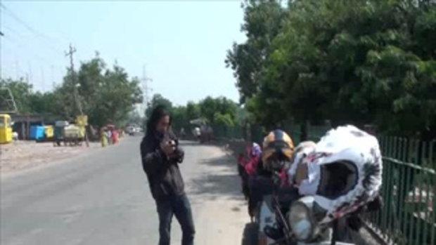 เจโอ๋เวสป้าผจญภัย-เมืองโบราณริมแม่น้ำ(อินเดีย)