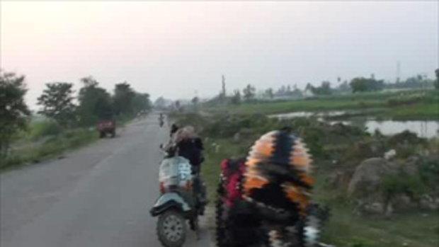 เจโอ๋เวสป้าผจญภัย-สุสานคนตาย(อินเดีย)