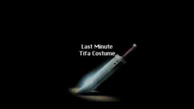 มิเชล ฟาน ราชินีเมคอัพ แต่งคอสเพลย์ เป็น Tifa