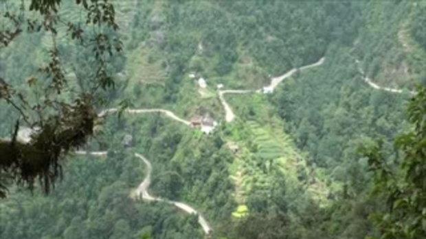 เจโอ๋เวสป้าผจญภัย-สุดยอดถนนแห่งธรรมชาติ(เนปาล)