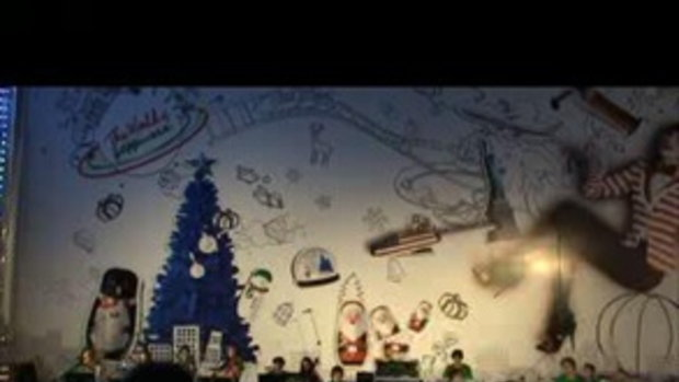 Christmas Concert @ Centralworld