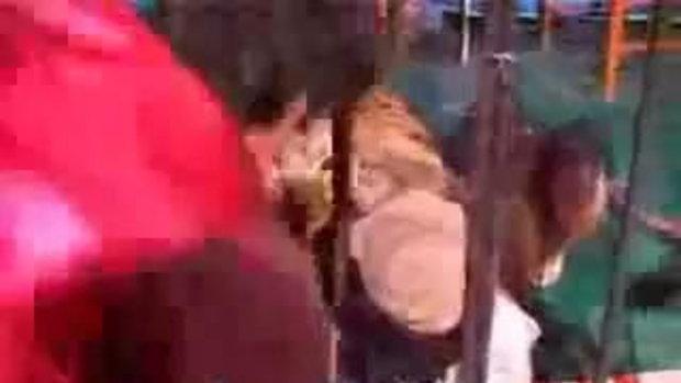 สิงโตกิน คนดูแล สุดท้ายโดนยิงตาย